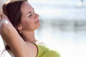 having trouble getting pregnant reduce stress
