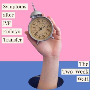 Symptoms after IVF Embryo Transfer - The Two-Week Wait